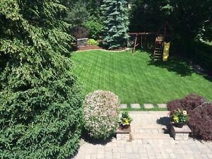 Lawn Mowing FREE ESTIMATES