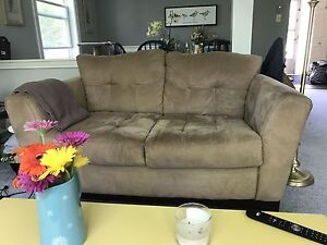 Love seat made for snuggling or reading a good book