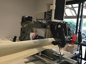 GAMMILL Longarm Quilting Machine Ellenbrook Swan Area Preview