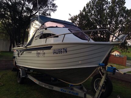 Alley craft 510 premier 2003 model Leppington Camden Area Preview