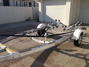 Quintrex Alloy Roller Trailer Pelican Waters Caloundra Area Preview