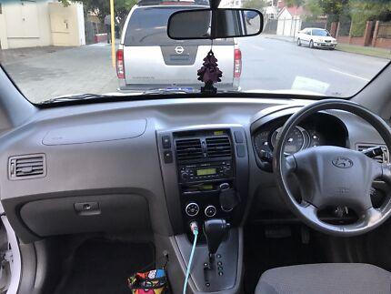 Hyundai Tucson City 2006
