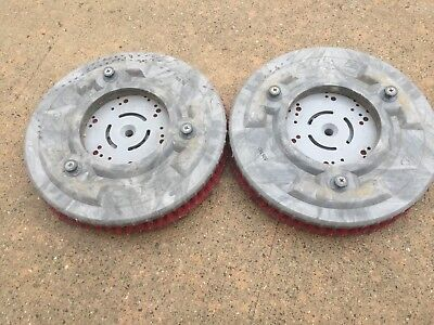 Used Advance Nilfisk Pad Driver Assembly For Floor Scubber 505760