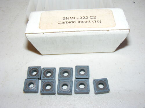 SNMG-322 C2 Insert FREE SHIPPING (a1)