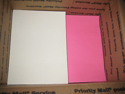 Lot Of 3 Personal Note Books Stationary Printer Papersticky Notes Etc.