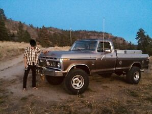 1976 FORD F250 High Boy