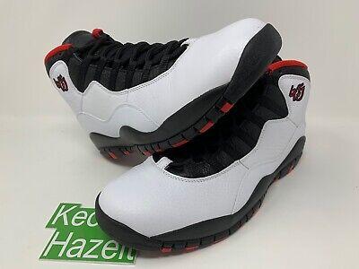 Nike Air Jordan 10 X Retro Double Nickel Chicago Cement Black Steel Bred Sz 11
