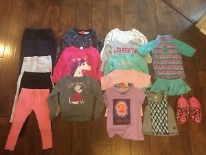 Girls 4t/5T loot includes bathing suit