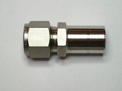 1 - Swagelok Stainless Tube Reducer Fitting 12 Tube X 34 Ss-810-r-12