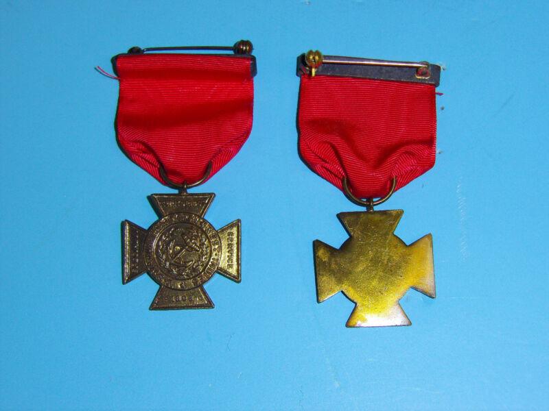 B0477 USMC Navy Meritorious Medal Spanish American War R14D