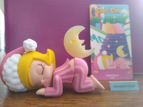 Pop Mart Kennyswork One Day Of Molly Mini Figure Sweet Dream