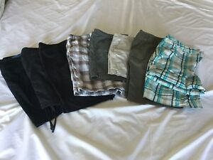 8 pairs of Ladies shorts