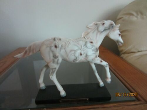 TRAIL OF PAINTED PONIES - DANCE OF THE LIPIZZANS