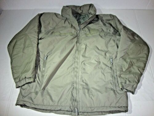 US Army Primaloft Gen-III Extreme Cold Weather Parka Jacket VERY GOOD CONDITION