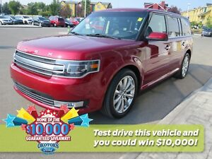 2017 Ford Flex Limited 3.5l v6 Ecoboost, clean Carproof