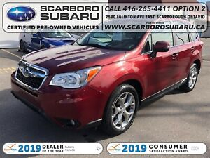 2015 Subaru Forester 2.5i Limited, FROM 1.99% FINANCING AVAILABL