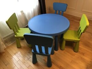 Table Enfant Ikea