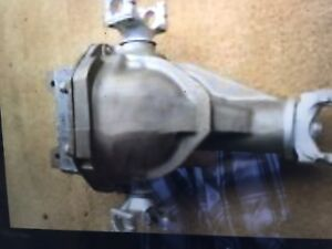 Wanted-Corvette Original Positraction Rear End Differential