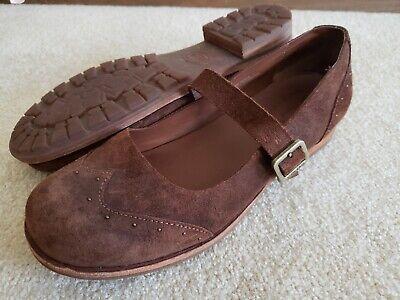 Kork Ease Suede Sandals - Kork Ease Brystal Maryjane size 9, Brown Suede, Excellent!