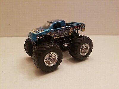 2011 Hot Wheels Monster Jam Virginia Giant 1:24 Monster Truck