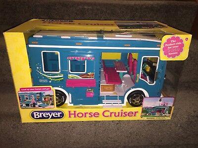 BREYER TEAL HORSE CRUISER