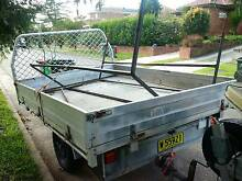 Trans Alloy ute tray Ryde Ryde Area Preview