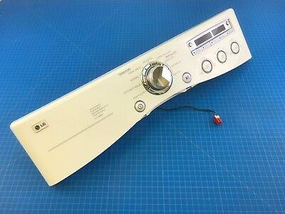 Genuine LG Gas Dryer Control Panel Assembly AGL33609202 EBR36858901 4941ER3005A
