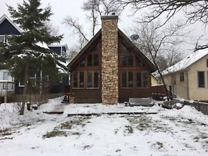 Ice fishing Cabin Rental