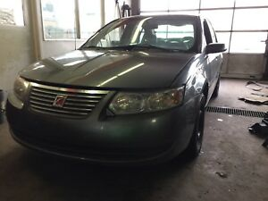 2007 Saturn ion XST  WINTER READY