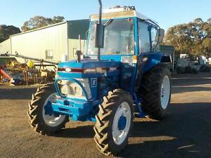 Ford Tractor 4610 Carisbrook Central Goldfields Preview