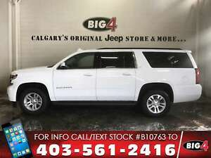 2015 Chevrolet Suburban 1500 LT2 | 8 seats | leather | Pwr tailg