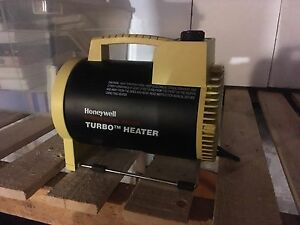 Commercial turbo heater