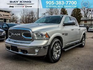 2016 Ram 1500 4x4, TRAILER TOW, V8, NAV, BACK UP CAM, SIDE STEPS
