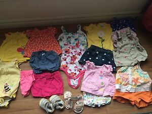 3-6 month summer clothes  Cambridge Kitchener Area image 3