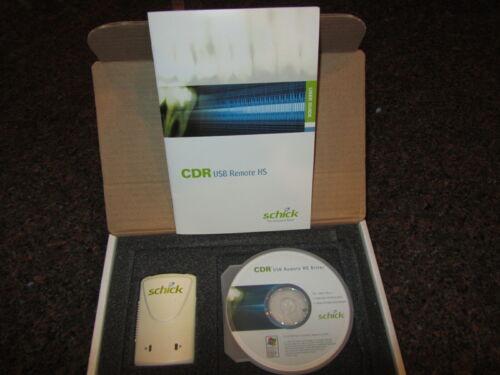 Schick CDR USB Remote HS