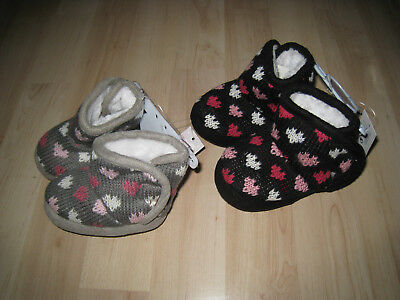 Baby Booties (Baby Erstlingsschuhe Booties Strickschuhe Babyschuhe Englandmode)