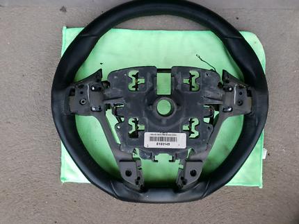 VE HSV flat bottom steering wheel Highfields Lake Macquarie Area Preview