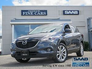 2013 Mazda CX-9 GT  AWD 7 Passenger Heated Leather/Only 46,999 K