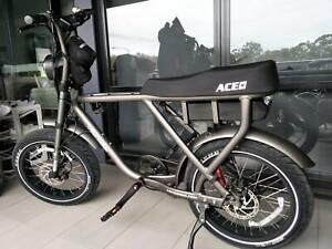 Electric Bike - Ace-S Plus Fat Tyre (2020) $2,800