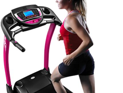 Cardiotec Treadmill For Sale - Used 6 times Labrador Gold Coast City Preview