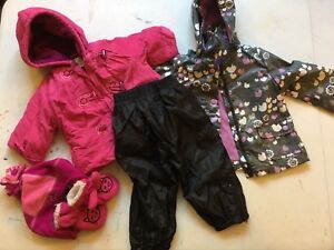 Girls 6-12 month outerwear