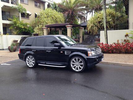 Range Rover sport MY10 TDV8.