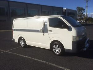 Toyota Hiace- Camper Van