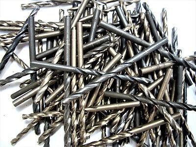 GUHRING Cobalt Screw Machine Drill 3//64″ 130° TiN 9 Pack