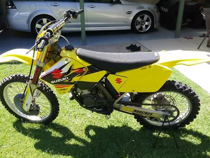 2002 rm 125 dirt bike Mountain Creek Maroochydore Area Preview