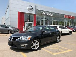 2014 Nissan Altima 2.5 SL-Leather,Navi,Roof,Alloys!