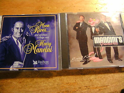 Henry Mancini [3 CD]  Pink Panther Hatari Charade Breakfast at Tiffanys Annie Pink Breakfast
