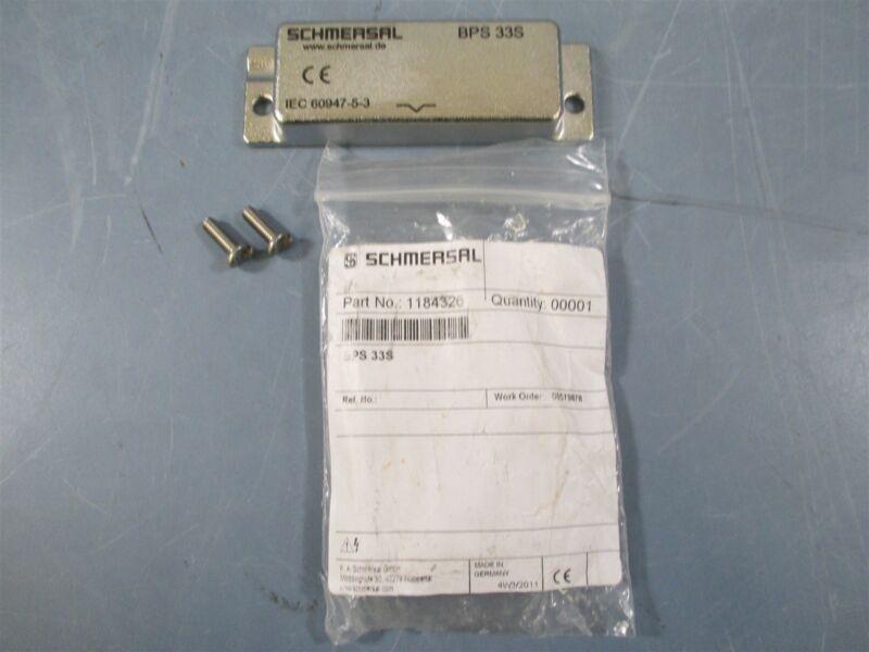 Schmersal BPS-33S Magnet Actuator - New