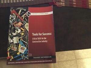 NBCC Tools for Success communications textbook