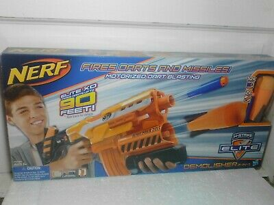 Nerf N-Strike Elite 2-in-1 Demolisher NEW IN SEALED BOX!